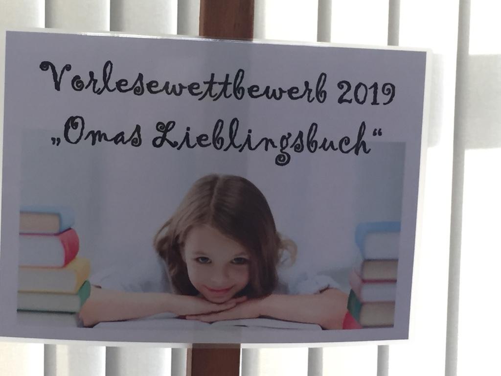 Omas Lieblingsbuch K1/2