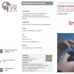 Cybergrooming