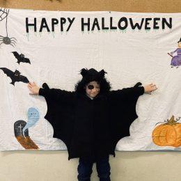 Halloween in STG 5 und 6